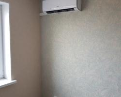 фото пример работы по установки кондиционера настенного